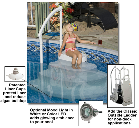 above ground pool assembly instructions